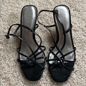 LOFT | strappy heels